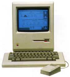 The Mac that started it all.